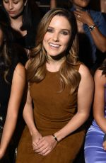 SOPHIA BUSH at Cushnie et Ochs Fashion Show at New York Fashion Week 09/09/2016