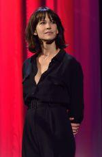 SOPHIE MARCEAU at Ggolden Lion for Jean Paul Belmond Awards at 73rd Venice Film Festival 09/08/2016