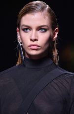 STELLA MAXWELL at Balmain Fashion Show at Paris Fashion Week 09/29/2016