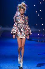 STELLA MAXWELL at Marc Jacobs Runway Show at New York Fashion Week 09/15/2016