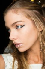 STELLA MAXWELL on the Runway at Fendi Fashion Show in Milan 09/22/2016