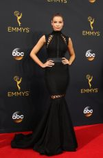 STEPHAIE CORNELIUSSEN at 68th Annual Primetime Emmy Awards in Los Angeles 09/18/2016