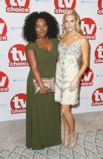 STEPHANIE PRATT at TV Choice Awards in London 09/05/2016