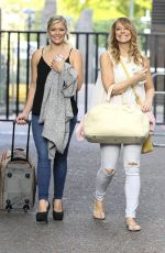 SUZANNE SHAW and LIZ MCCLARNON at ITV Studios in London 09/15/2016 - fórum - starity.hu