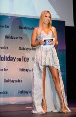 SYLIVE MEIS at Holiday on Ice