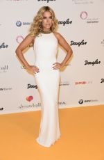 SYLVIE MEIS at DKMS Dreamball 2016 in Berlin 09/29/2016
