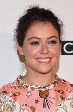 TATIANA MASLANY at BBC America Bafta Los Angeles TV Tea Party 2016 in West Hollywood 09/17/2016