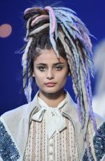 TAYLOR MARIE HILL at Marc Jacobs Runway Show at New York Fashion Week 09/15/2016