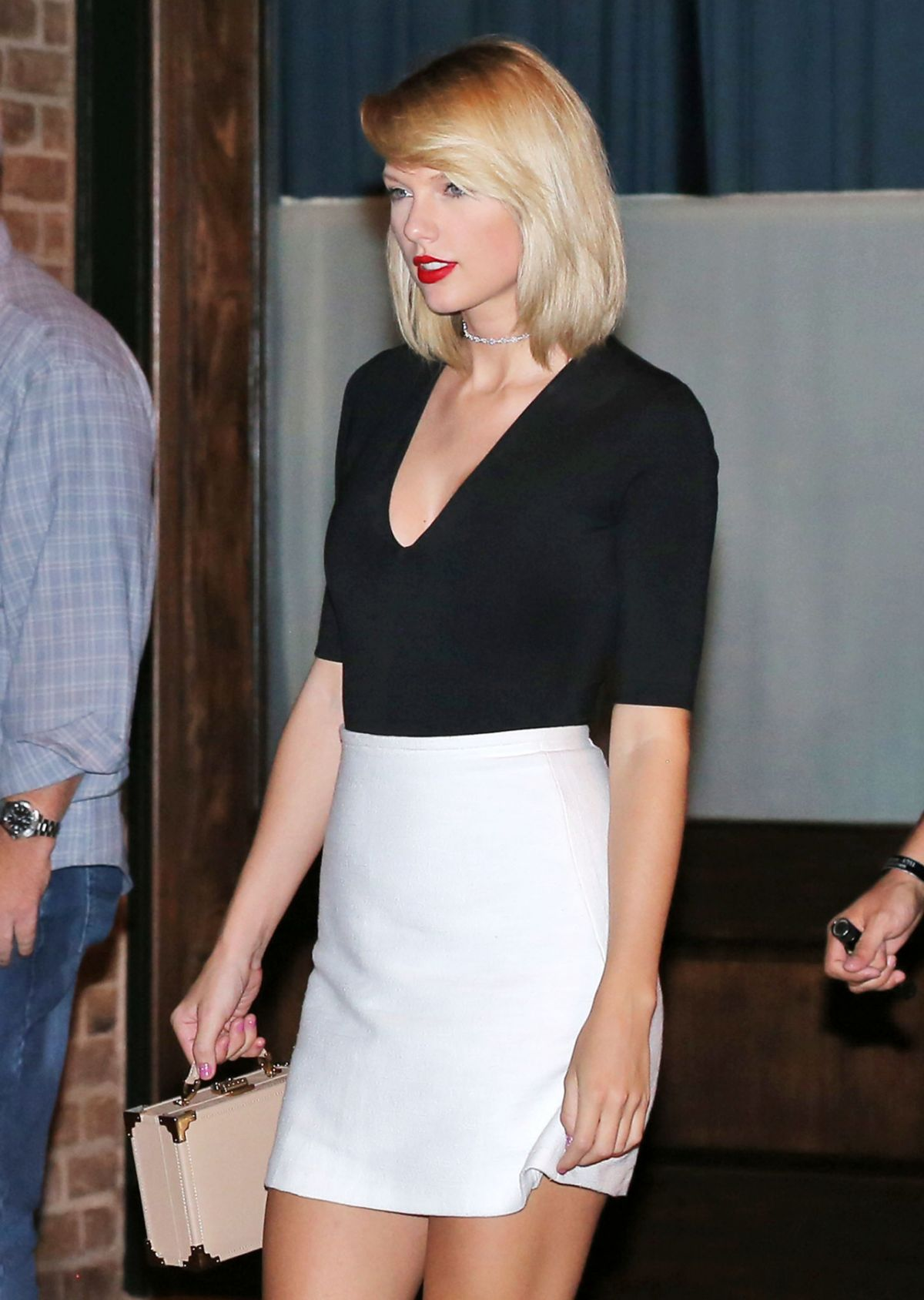 TAYLOR SWIFT Night Out in New York 09/07/2016