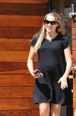 TERESA PALMER Out and About in Los Angeles 09/22/2016