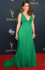 TINA FEY at 68th Annual Primetime Emmy Awards in Los Angeles 09/18/2016