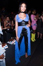 TINASHE at Jeremy Scott Fashion Show at New York Fashion Week 09/12/2016