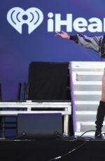 TINASHE Performs at 2016 IhearRradio Music Festival in Las Vegas 09/24/2016