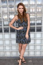 UNA HEALY at Bank of Ireland Junk Kouture in Dublin 09/08/2016