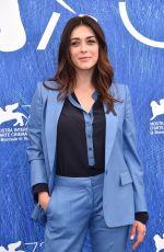 VALENTINA LODOVINI at 73rd Venice Film Festival Jury Photocall in Venice 08/31/2016