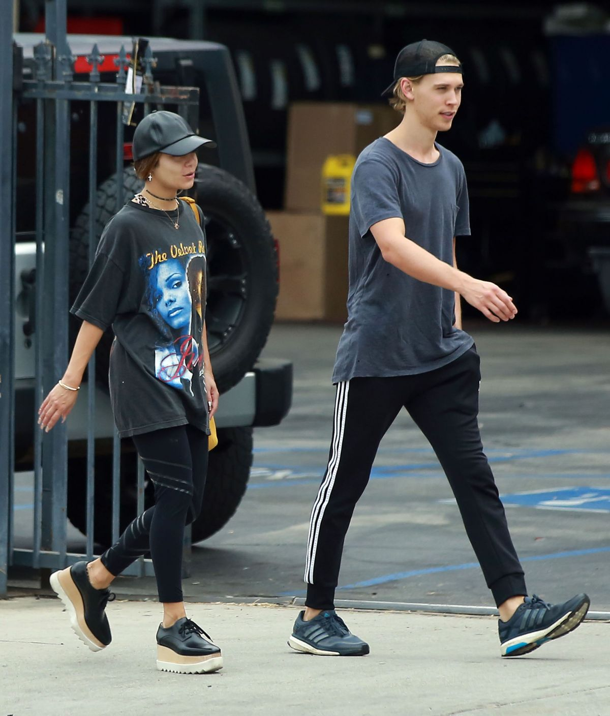 Accept. Vanessa hudgens and austin butler excited too