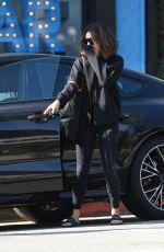 VANESSA HUDGENS Leaves Pilates Class in Los Angeles 09/06/2016