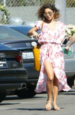 VANESSA HUDGENS Out and About in Los Angeles 09/09/2016