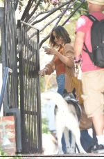 VANESSA HUDGENS Out in Venice Beach 09/22/2016