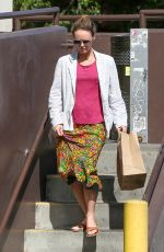 VANESSA PARADIS Out and About in Los Angeles 09/06/2016