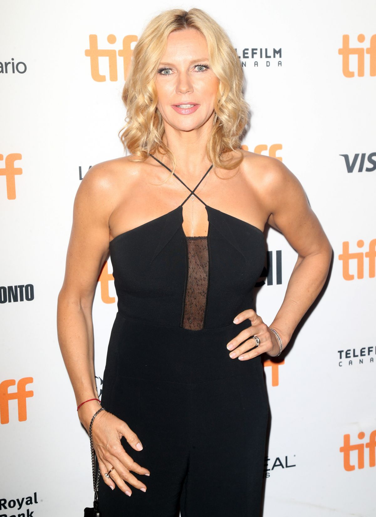Veronica Ferres At Salt And Fire Premiere At Toronto International