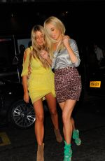 VICKY PATTISON and NICOLA HUGHES Leaves