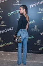 VICTORIA JUSTICE at 29 Rooms Refinery29