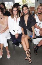 VICTORIA JUSTICE at Pamella Roland Fashion Show in New York 09/09/2016