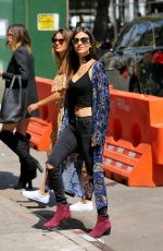 VICTORIA JUSTICE Out Shopping in New York 09/09/2016