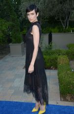 VICTORIA SUMMER at Mercy for Animals Hidden Heroes Gala 2016 in Los Angeles 09/11/2016