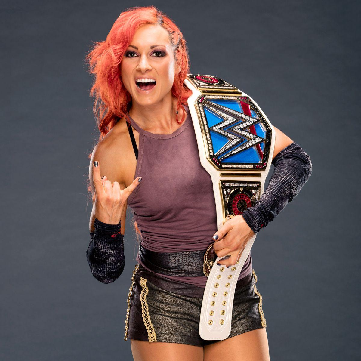 WWE - Becky Lynch SmackDown Women