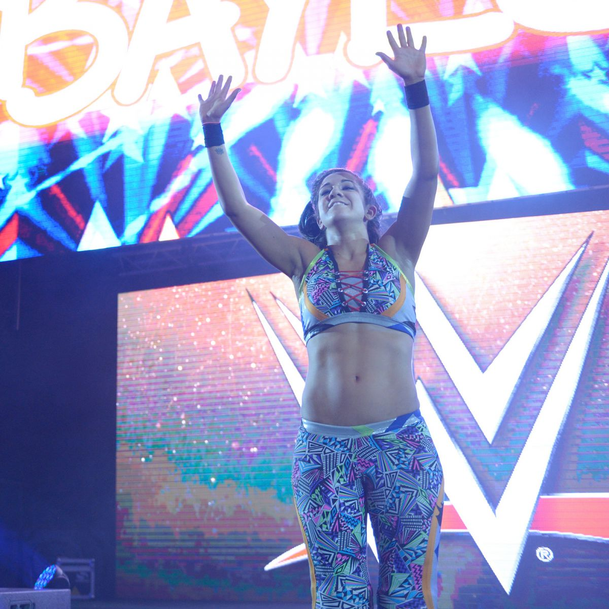 WWE - Live Event in Leon
