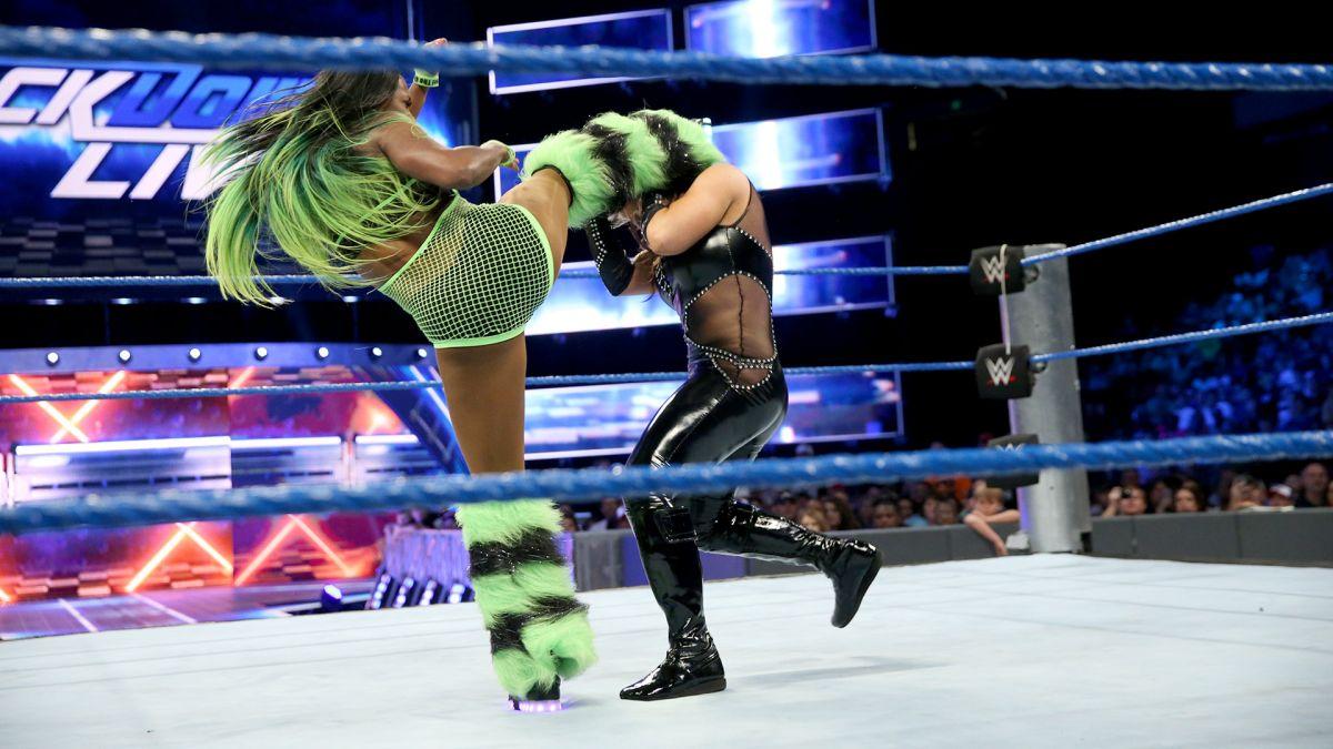 WWE - Smackdown Live! Digitals 09/20/2016