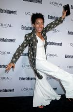 YARA SHAHIDID at Entertainment Weekly 2016 Pre-emmy Party in Los Angeles 09/16/2016