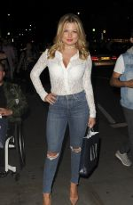 ZARA HOLLAND at Jeans for Genes Day 2016 Launch Party in London 09/13/2016
