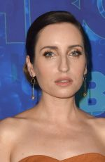 ZOE LISTER JONES at HBO's 2016 Emmy's After Party in Los Angeles 09/18/2016