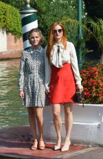 ZOEY DEUTCH at 73rd Venice Film Festival 09/03/2016