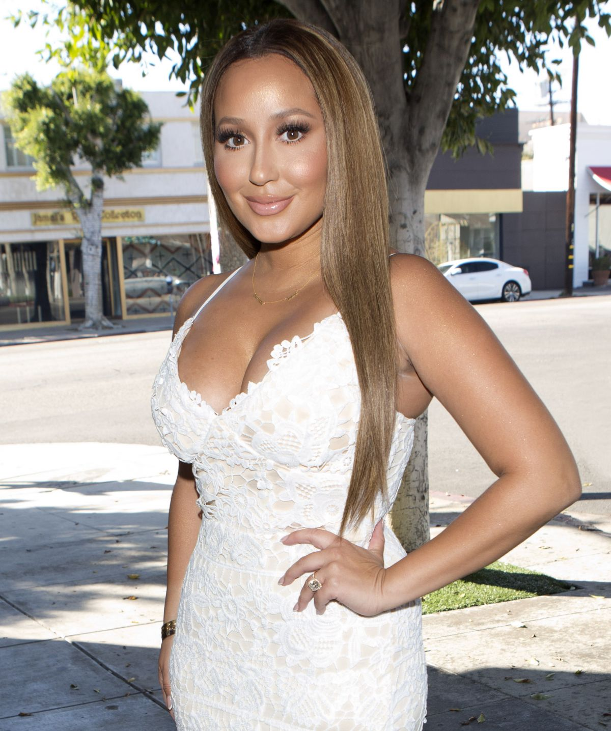 Adrienne Bailon Nude Photos 28