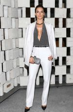 ALESSANDRA AMBROSIO at Hammer Museum's 14th Annual Gala in Westwood 10/08/2016