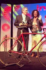 ALEXANDRA PAUL at Interbike Awards Gala in Las Vegas 09/22/2016