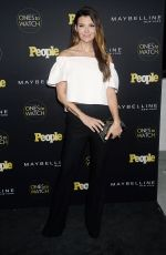 ALI LANDRY at People's Ones to Watch in Hollywood 10/13/2016
