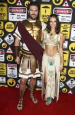 ALICE GRECZYN at Just Jared's Annual Halloween Party in Los Angeles 10/30/2016