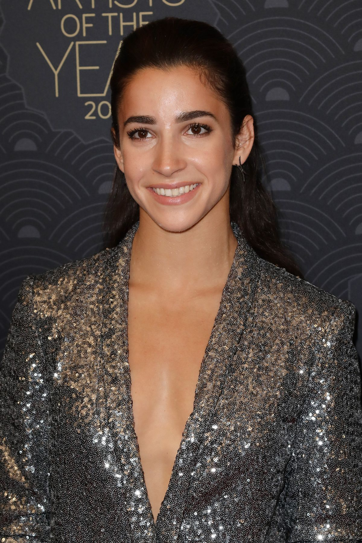 ALY RAISMAN at CMT Artists of the Year 2016 in Nashville 10/19/2016