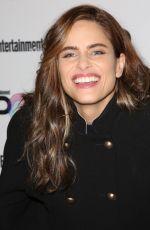 AMANDA PEET at Entertainment Weekly Popfest in Los Angeles 10/29/2016