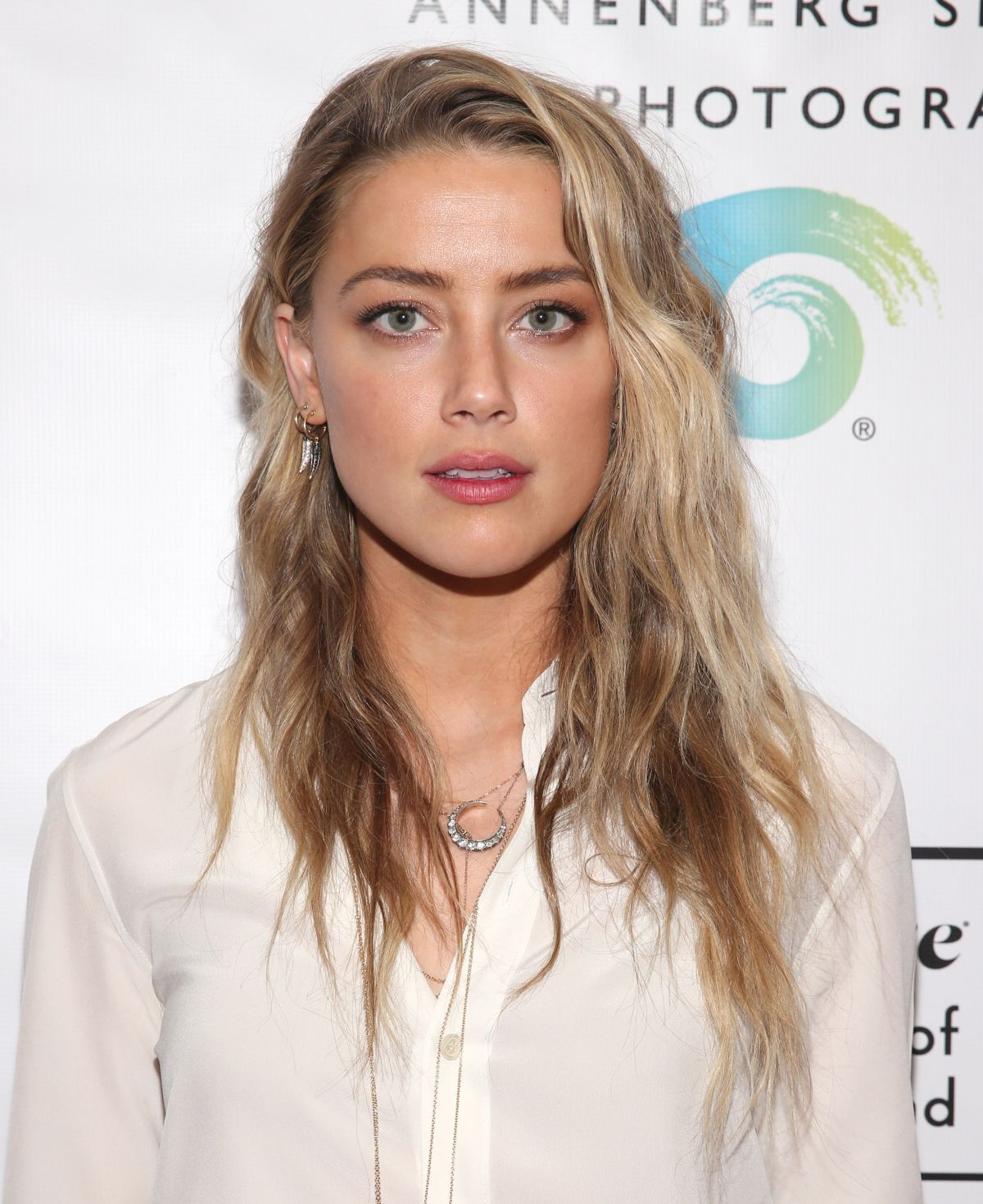 AMBER HEARD at Girlgaze: A Frame of Mind Opening in Los Angeles 10/21/2016