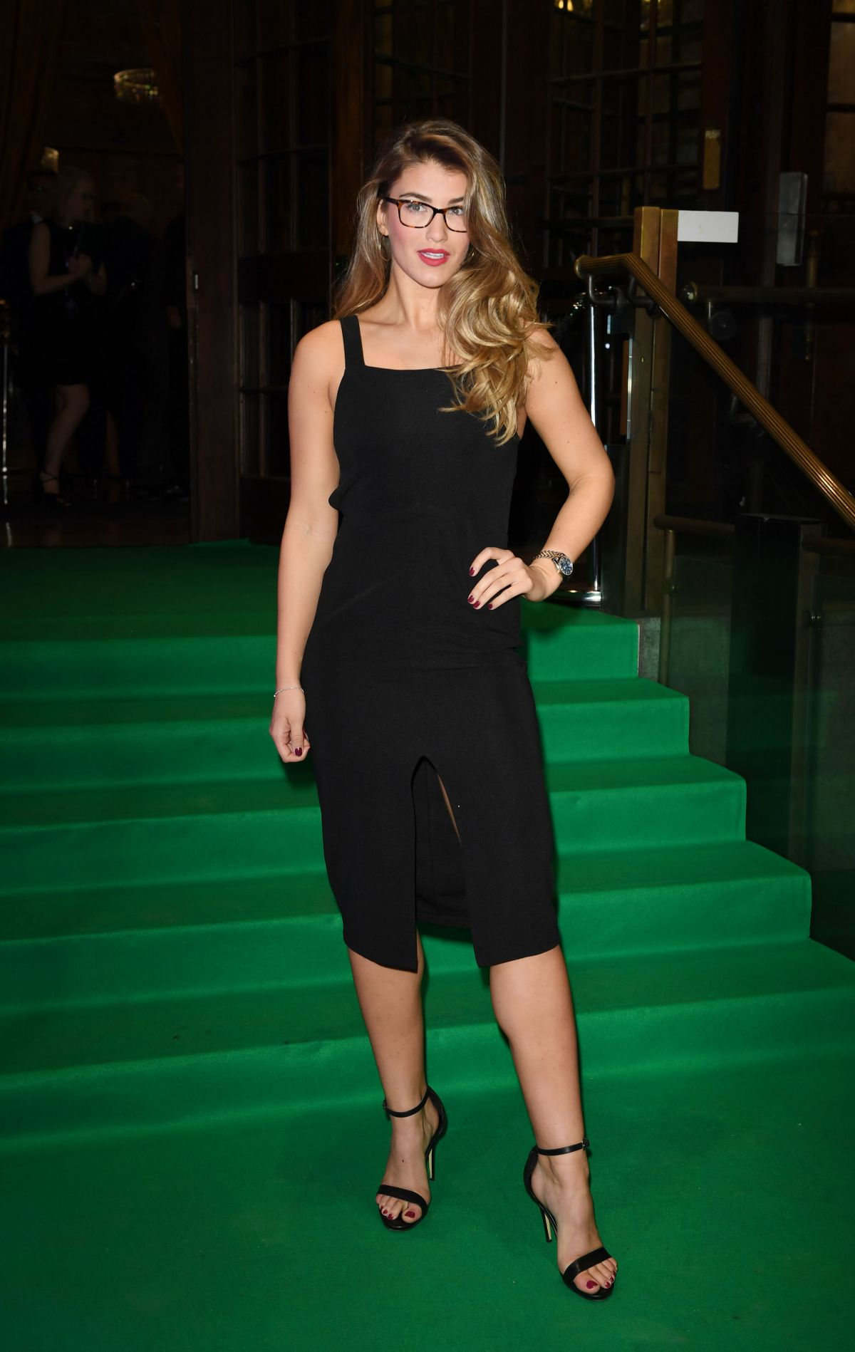 AMY WILLERTON at Specsaver