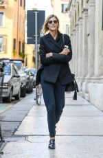 ANJA RUBIK Out and About in Verona 10/09/2016