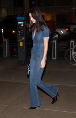 BELLA HADID in Jeans at Victoria