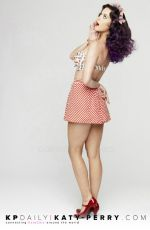 Best from the Past: KATY PERRY fro Parade Magazine, 2012