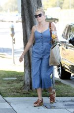 BUSY PHILIPPS Out and About in Los Angeles 10/20/2016